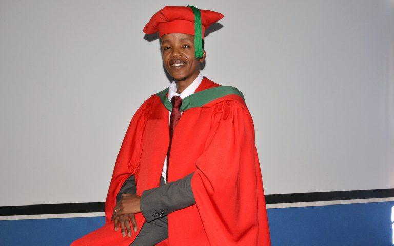 Dr Katlego Phoshoko