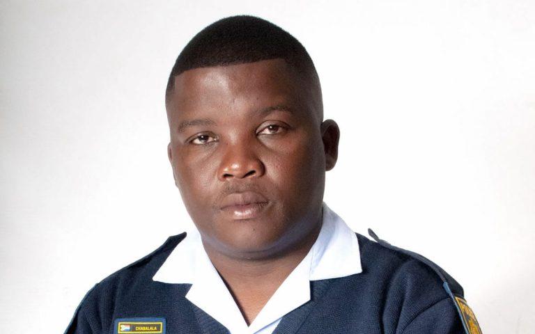 Constable Mojalefa Chabalala